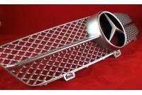 Решетка радиатора Mercedes W219