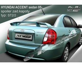 Спойлер Hyundai Accent sedan (2005-...)