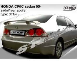 Спойлер Honda Civic sedan (2005-...)