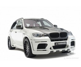 Обвес BMW X5 E70 Hamann Wide-body Dual exhaut