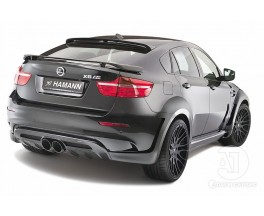 Обвес BMW X6M E71 Hamann Wide-body Central exhaut