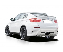 Обвес BMW X6 E71 EVO Hamann Central exhaut