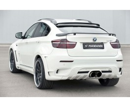 Обвес BMW X6 E71 EVO Hamann Wide-body Central exhaut