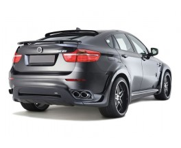 Обвес BMW X6 E71 EVO Hamann Wide-body Dual exhaut