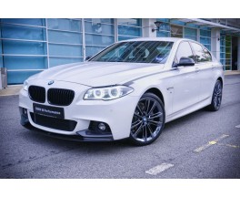 Накладка M-Performance для BMW F10 M-Tech (abs)