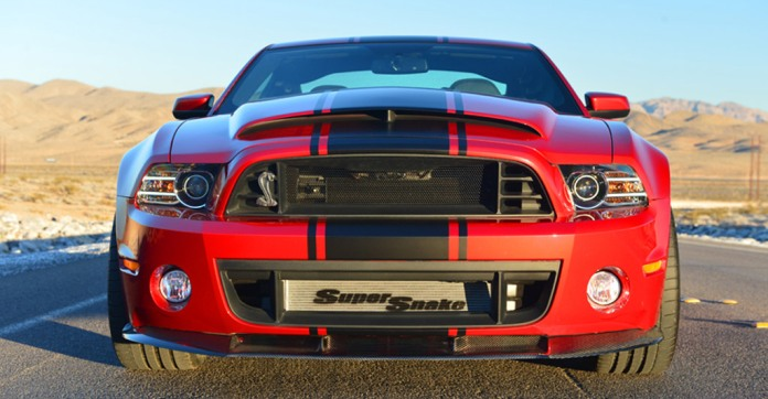 Shelby mustang GT500-Super-Snake